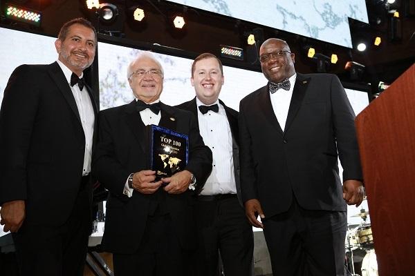 Top 100 Global Migration Agency CEOs Award Ceremony