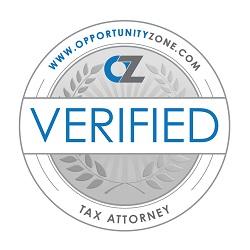 Opportunity Zone Verified Tax Attorney