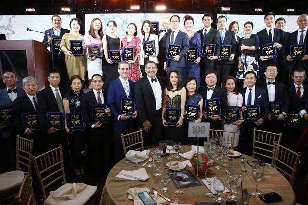 Winners of Top 100 Global Migration Agency CEOs Award