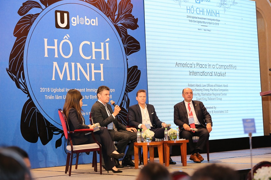 Uglobal Immigration Expo Ho Chi Minh City