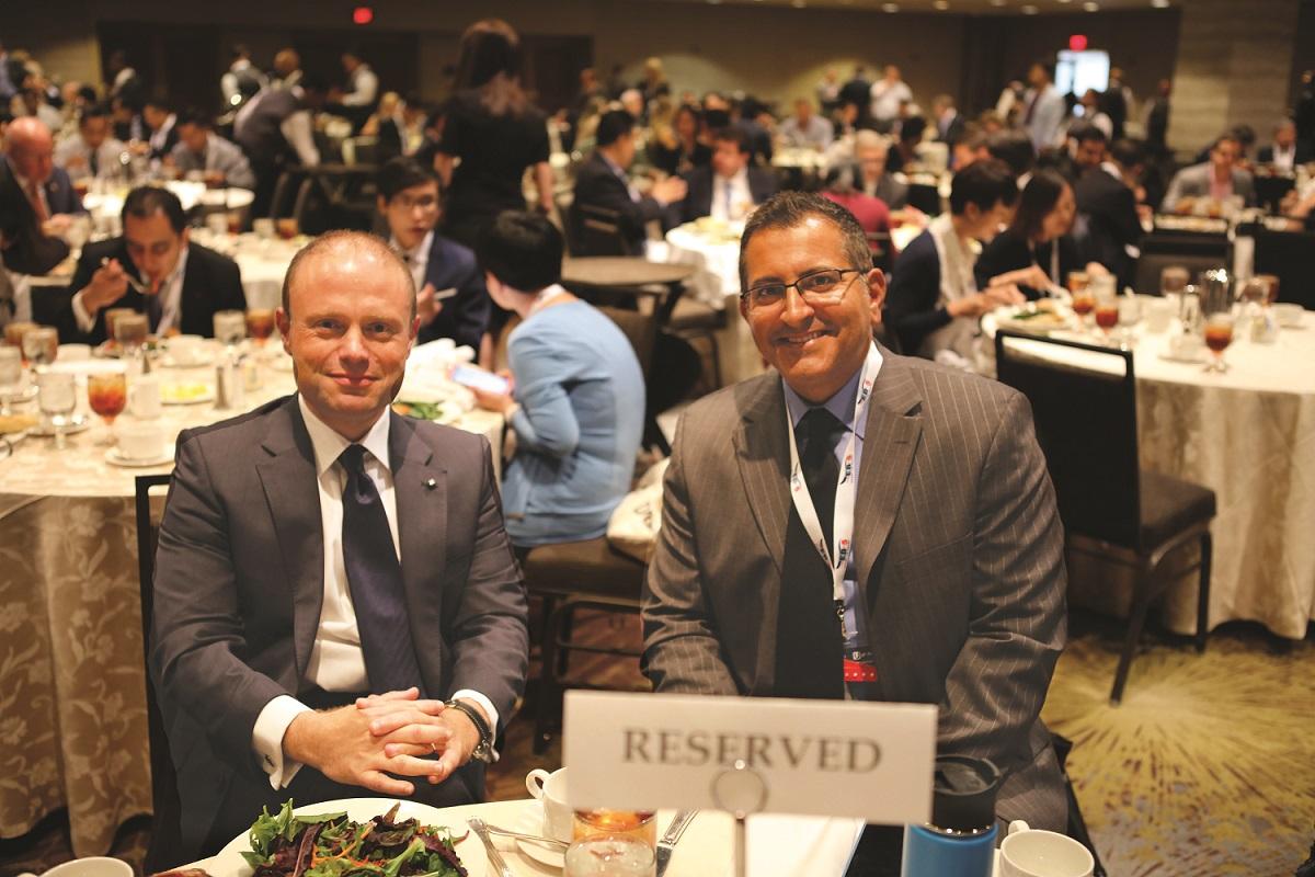 Prime Minister of Malta & Uglobal CEO & Founder
