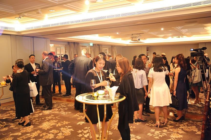 VIP Cocktail at Ho Chi Minh City Expo