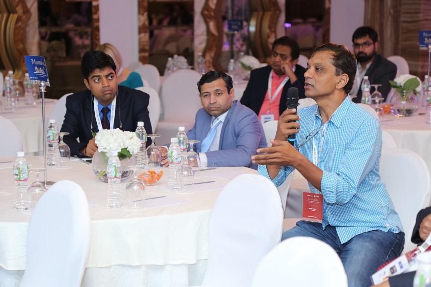 Q&A with Panelists at Mumbai Expo